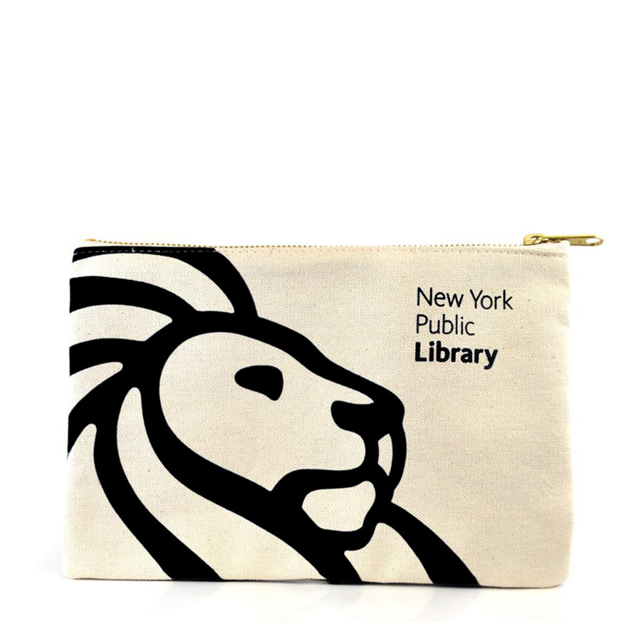NYPL Pouch - The New York Public Library Shop