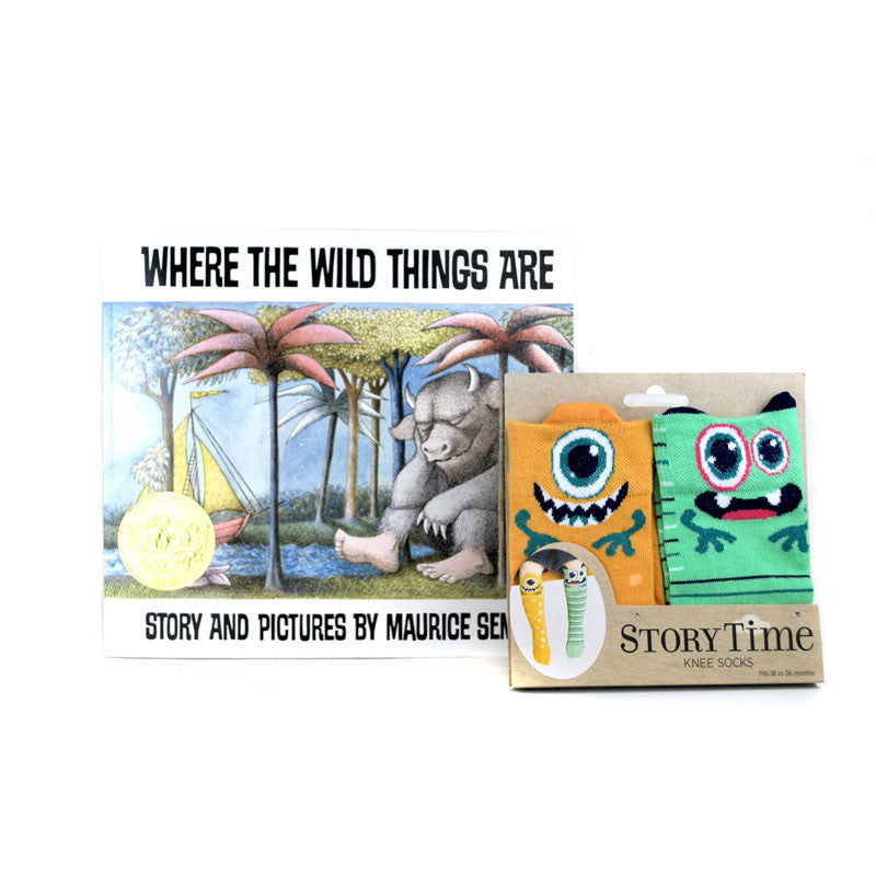 Wild Thing Kids Set - The New York Public Library Shop