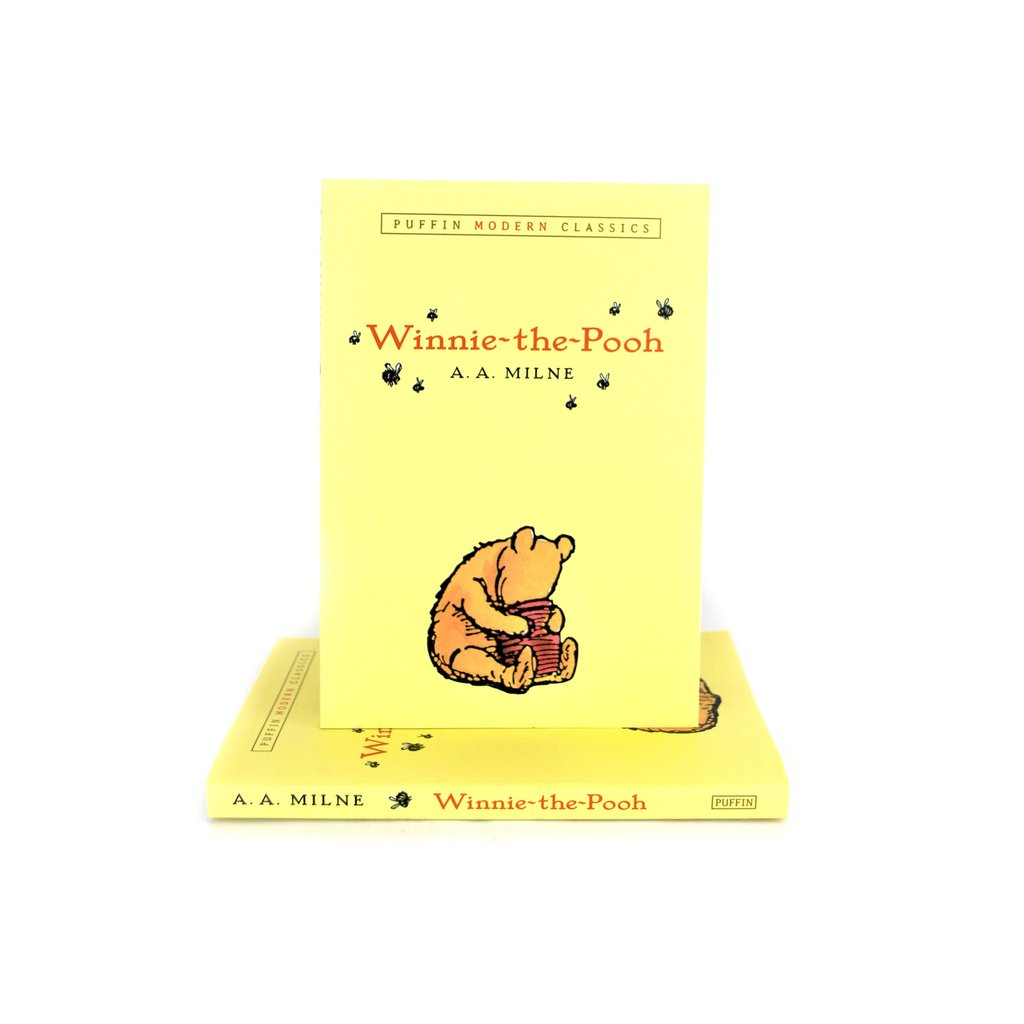 Winnie-the-Pooh and Friends Tote + Book Set - The New York Public Library Shop