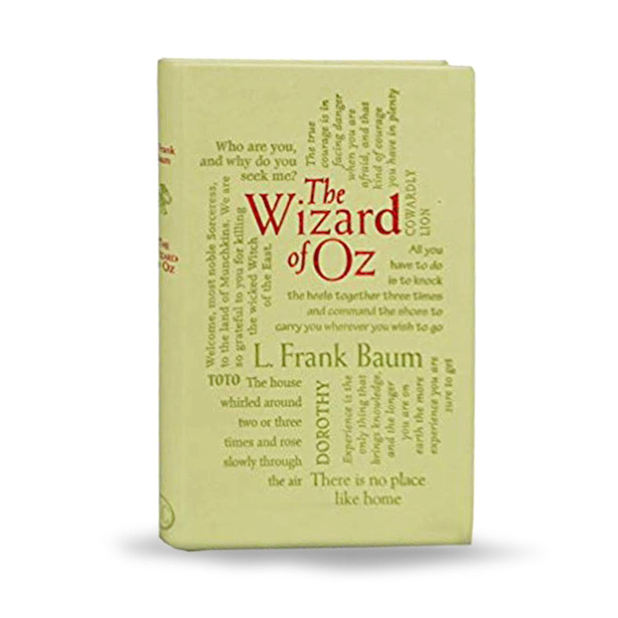 The Wizard of Oz - Word Cloud Classics - The New York Public Library Shop