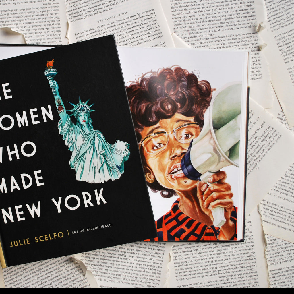 The Women Who Made New York - The New York Public Library Shop