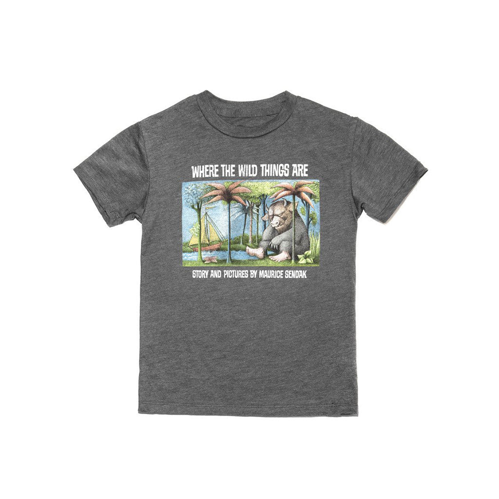 Where the Wild Things Are Toddler T-Shirt - The New York Public Library Shop