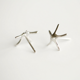 Starfish Earrings - 925 Sterling Silver - Owl J  - 3