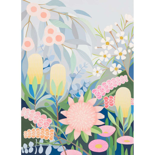 All Kinds of Wonderful, by Claire Ishino. Australian Art Prints. Green Door Decor.  www.greendoordecor.com.au