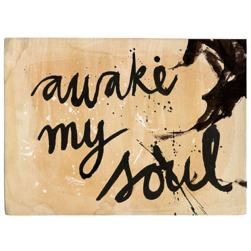 Awake My Soul Print by Paula Mills. Australian Art Prints. Green Door Decor. www.greendoordecor.com.au