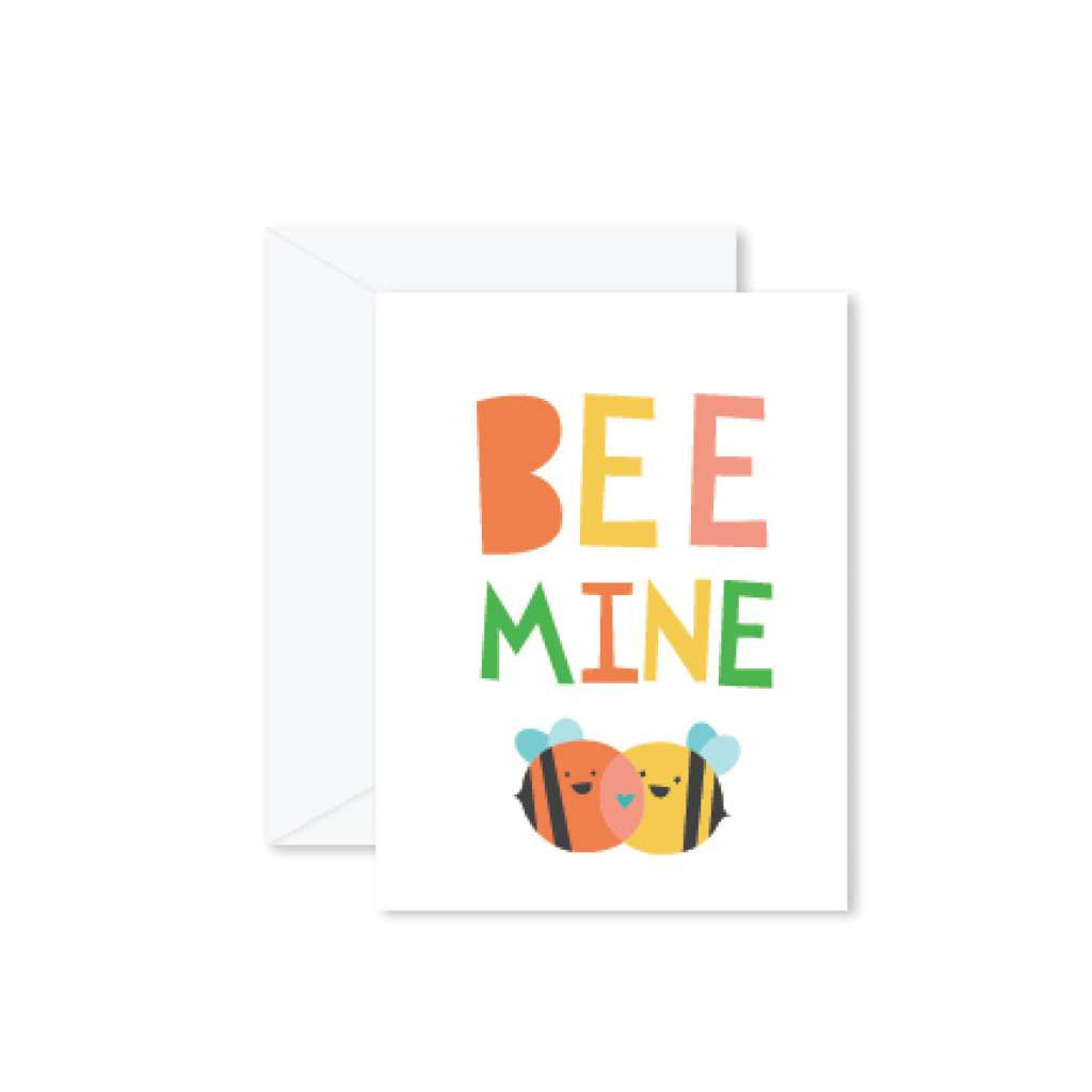 HMM Card - Bee Mine