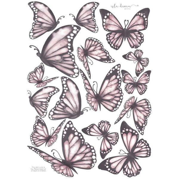 IDP Wall Decals - Butterflies