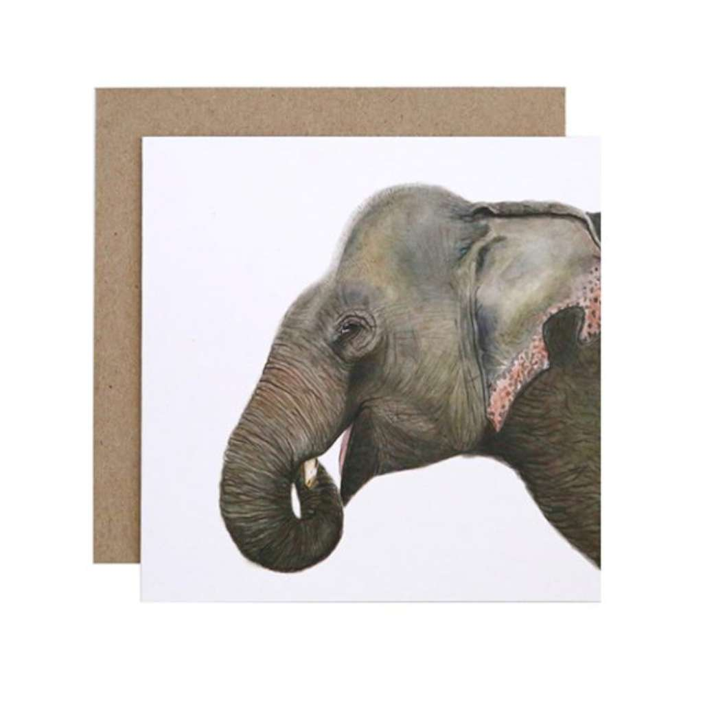 FMBD Card - Elliot the Elephant