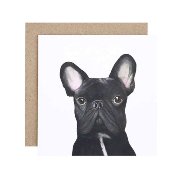 FMBD Card - Gilbert the French Bulldog