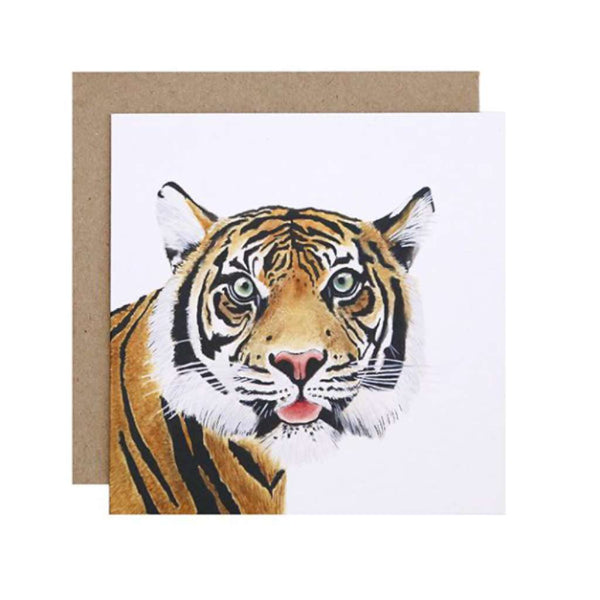 FMBD Card - Kartika the Tiger