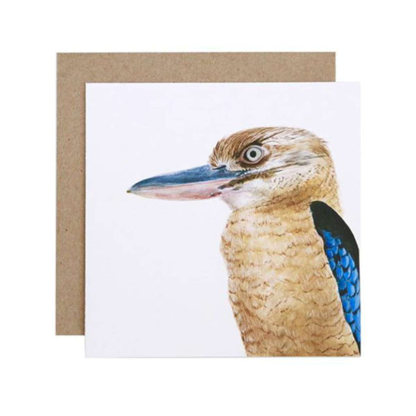FMBD Card - Kenny the Kookaburra Card