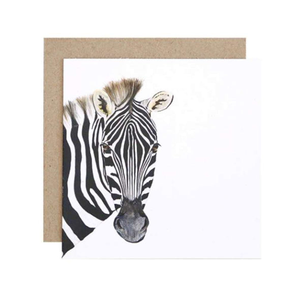 FMBD Card - Zoe the Zebra