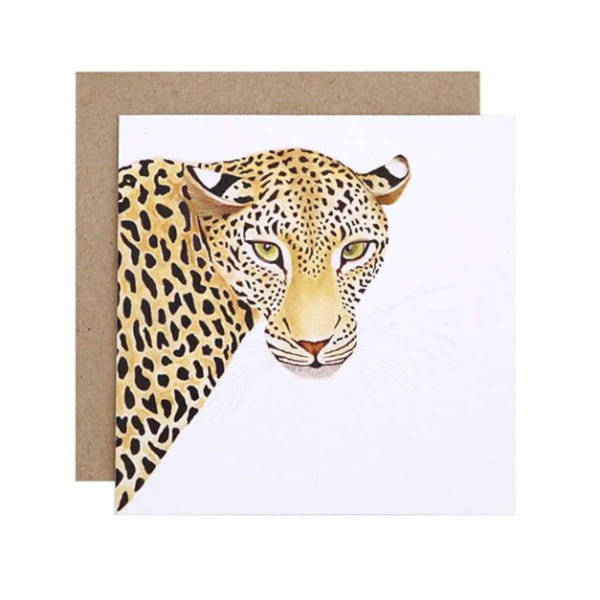 FMBD Card - Alison the Leopard