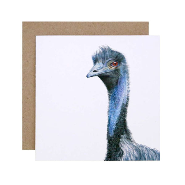 FMBD Card - Earl the Emu