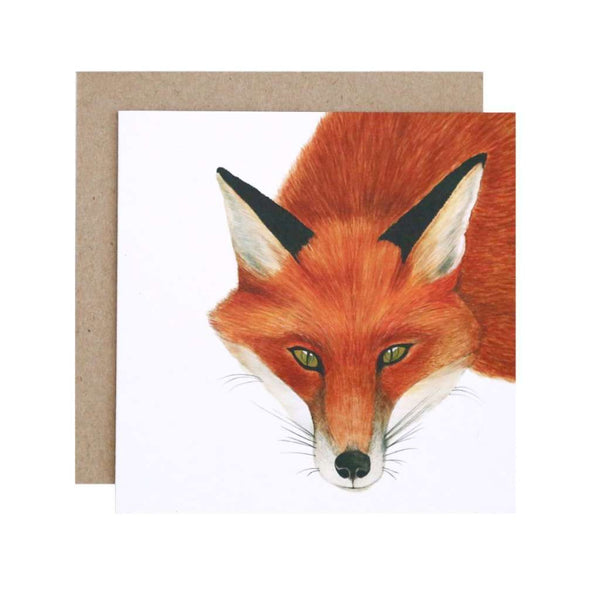 FMBD Card - Frankie the Fox