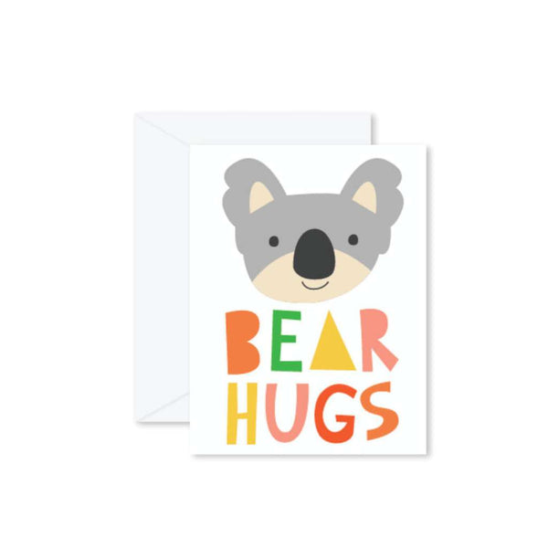 HMM Card - Koala Bear Hugs