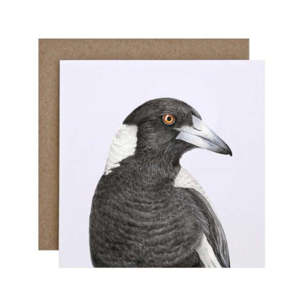 FMBD Card - Maggie the Magpie