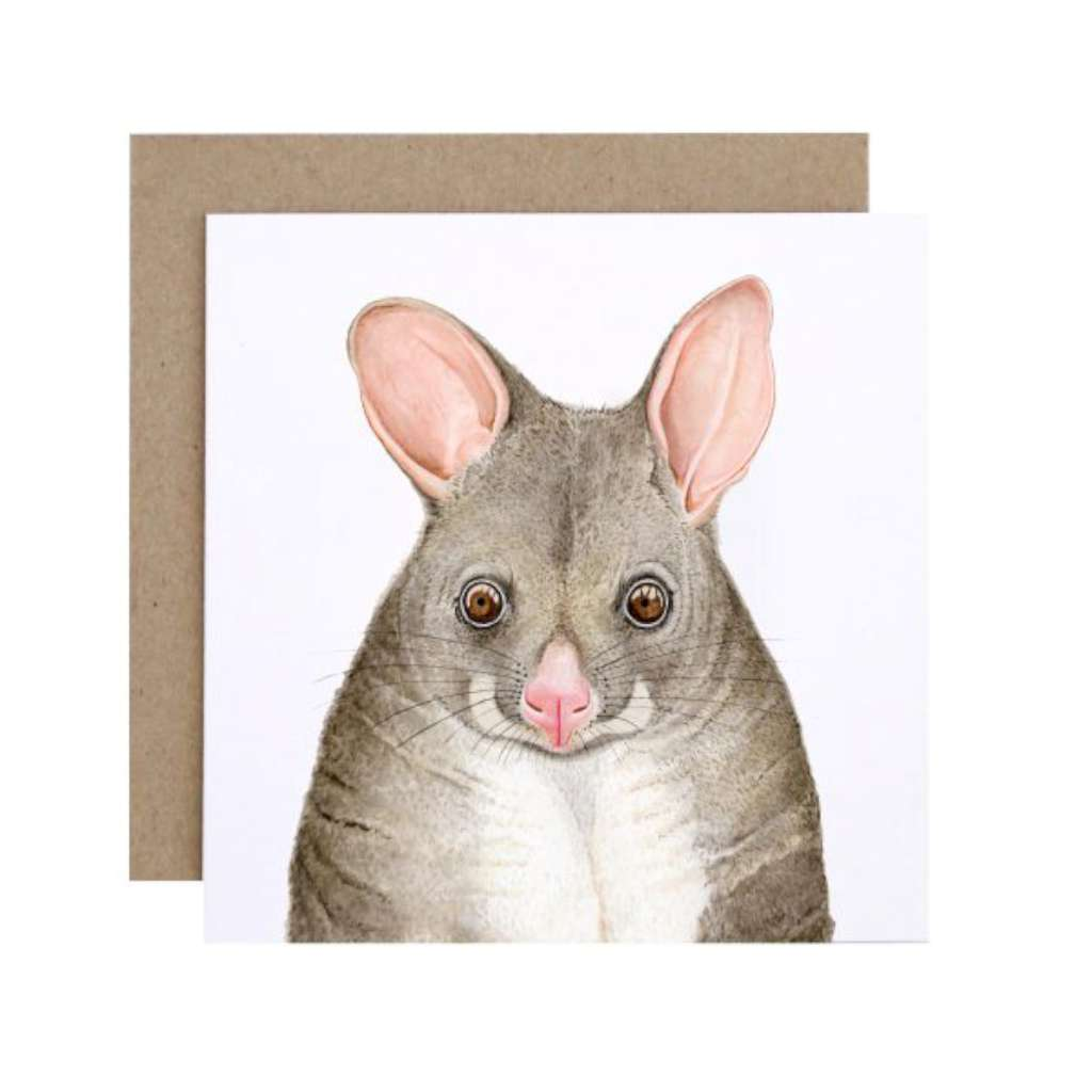 FMBD Card - Pat the Possum