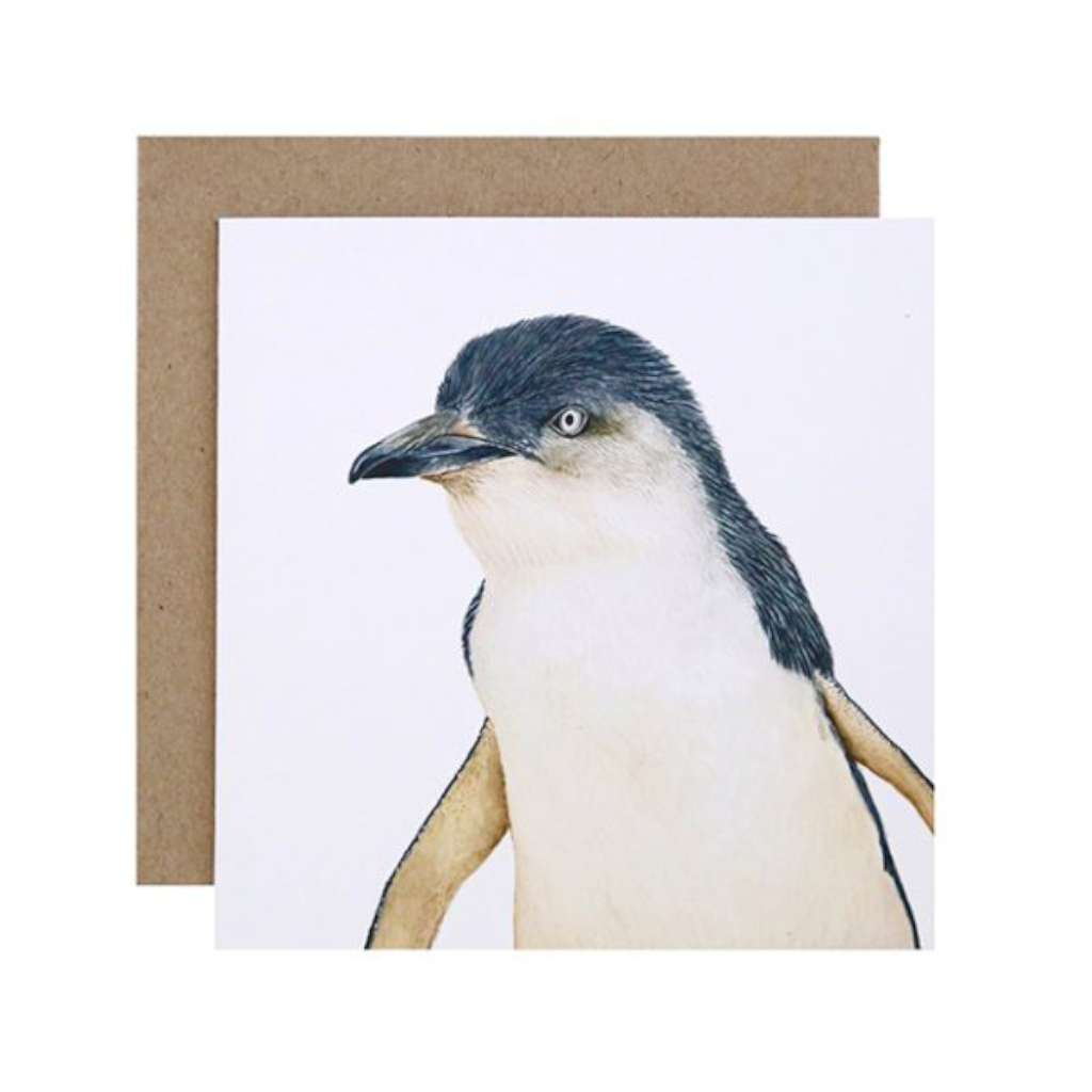 FMBD Card - Peggy the Penguin