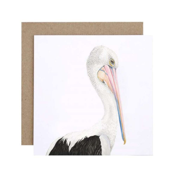FMBD Card - Pippa the Pelican