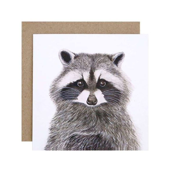 FMBD Card - Rocco the Raccoon
