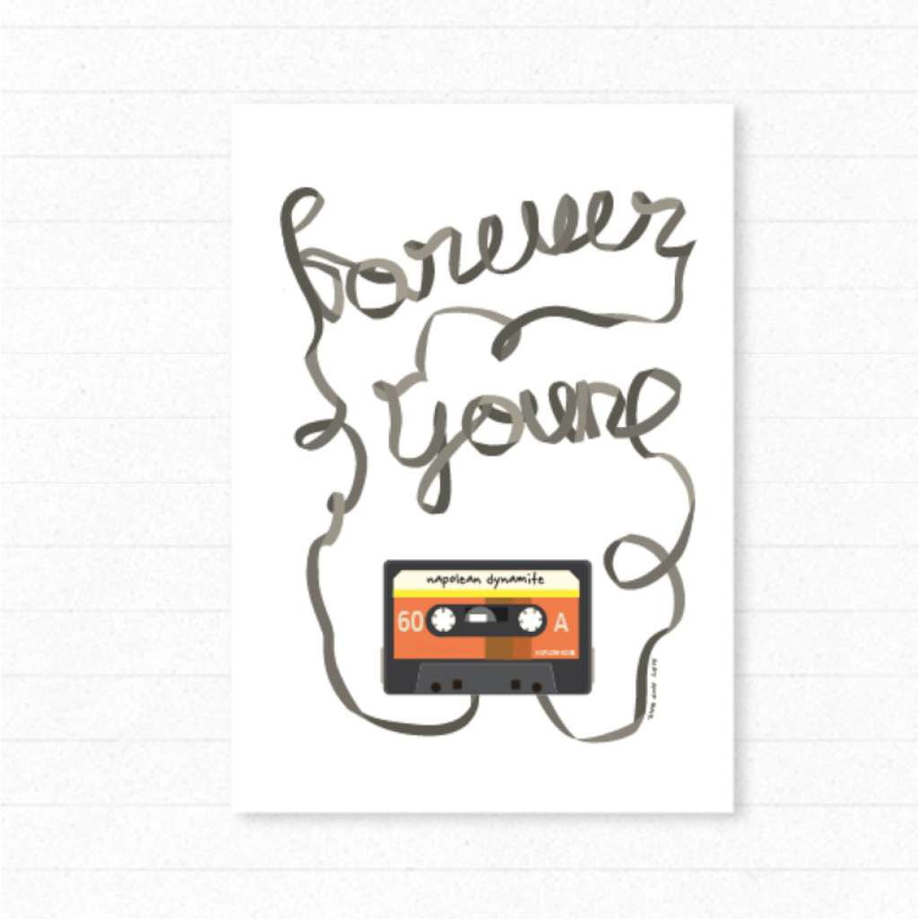 Cassette - Forever Young