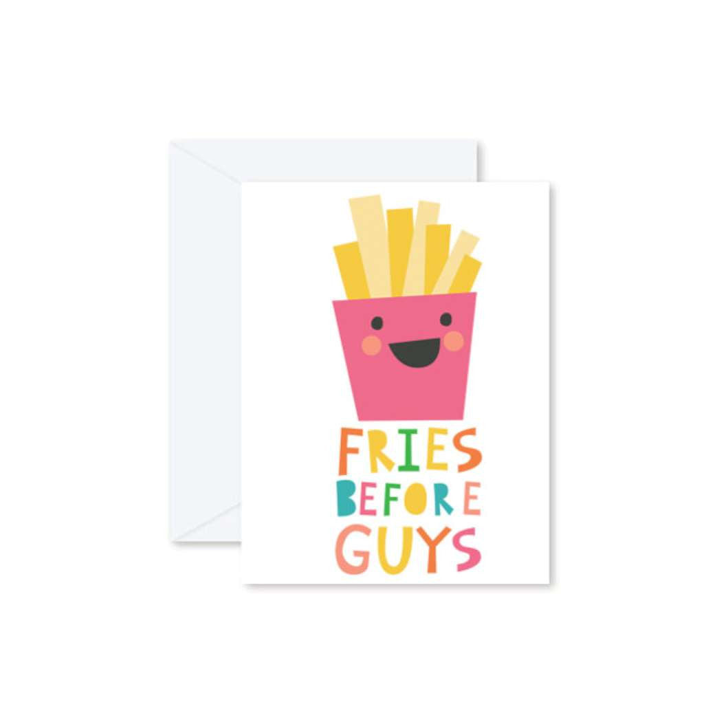HMM Card - Fries Before Guys
