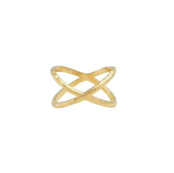 Infinity Ring by Nicole Fendel Jewellery. Australian Art Prints and Homewares. Green Door Decor. www.greendoordecor.com.au