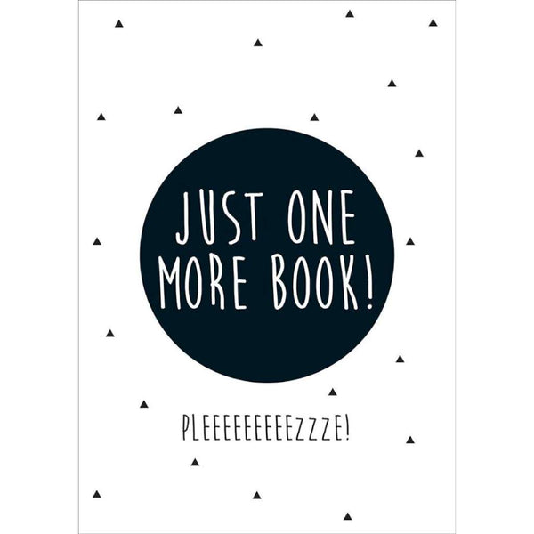Just One More Book print 1, by Shannon O'Neill. Australian Art Prints. Green Door Decor. www.greendoordecor.com.au