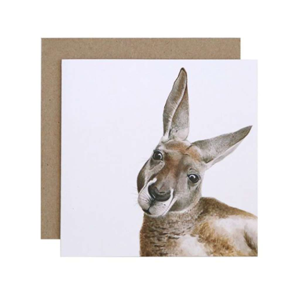 FMBD Card - Kylie the Kangaroo