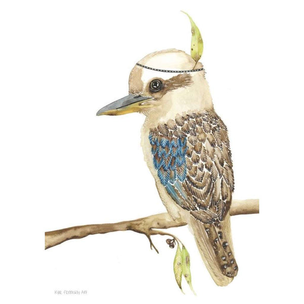 Maude the Kookaburra