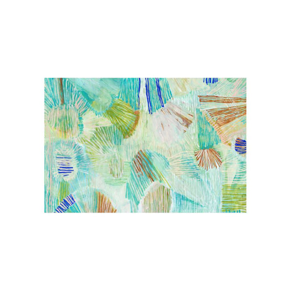 Ocean Eyes by Grotti Lotti. Australian Art Prints. Green Door Decor.  www.greendoordecor.com.au