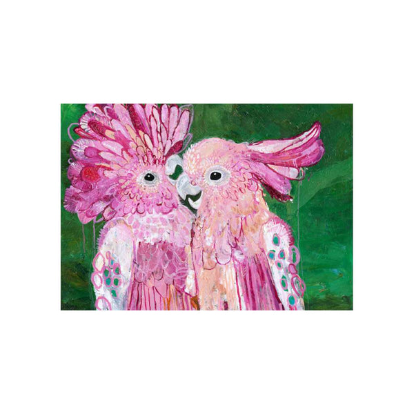Patchouli & Bergamot print by Grotti Lotti. Australian Art Prints. Green Door Decor. www.greendoordecor.com.au