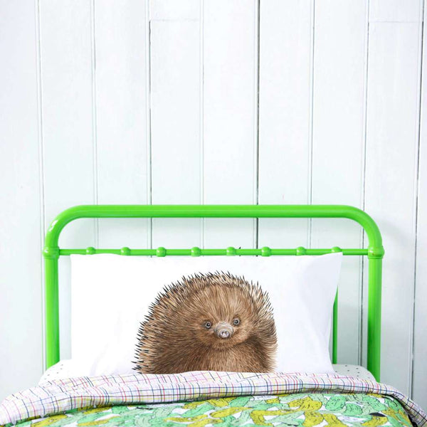 Pillowcase - Eddie the Echidna