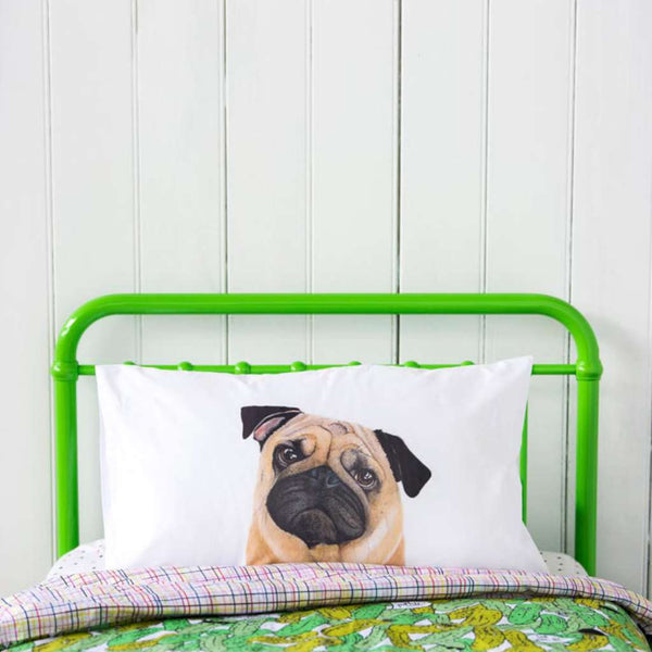 Pillowcase - Pedro the Pug