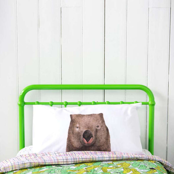 Pillowcase - Winston the Wombat