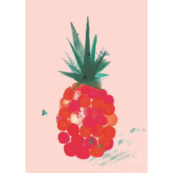Pineapple Pop (Pink)
