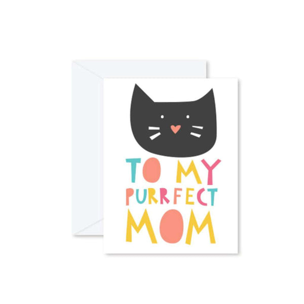 HMM Card - To My Purrfect Mom