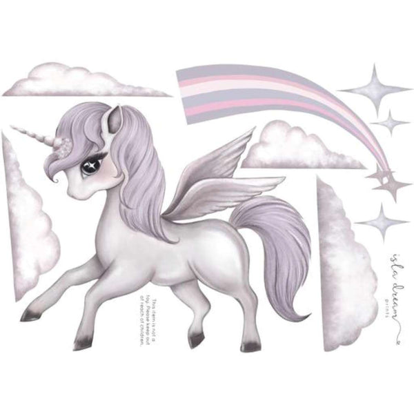 IDP Wall Decals - Scarlett the Pegasus