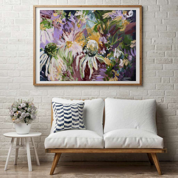 'Wild Exposure 1' by Amber Gittins. Australian Art Prints and Homewares. Green Door Decor. www.greendoordecor.com.au