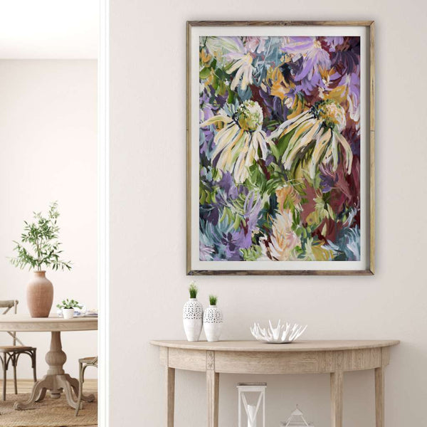 'Wild Exposure 2' by Amber Gittins. Australian Art Prints and Homewares. Green Door Decor. www.greendoordecor.com.au