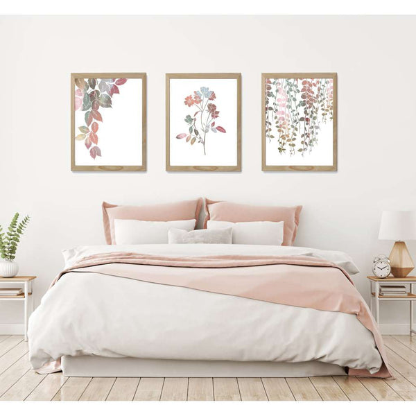 Wildflower Print Collection Two - Set of 3