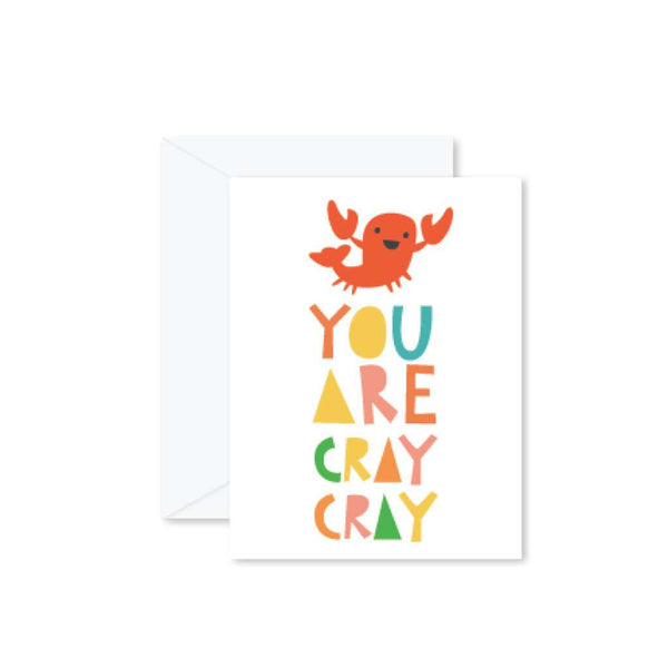 HMM Card - You are Cray Cray