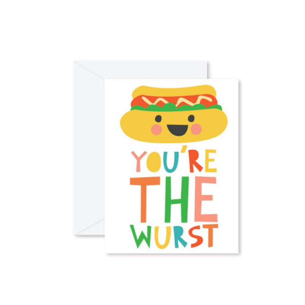 HMM Card - You're the Wurst