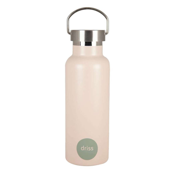 Driss Bruges Stainless Steel Water Bottle by Porter Green. Australian Art Prints and Homewares. Green Door Decor. www.greendoordecor.com.au