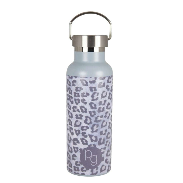 Driss Kirov Stainless Steel Water Bottle by Porter Green. Australian Art Prints and Homewares. Green Door Decor. www.greendoordecor.com.au
