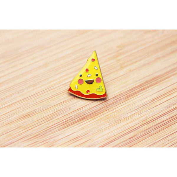 HMM Lapel Pin - Pizza Slice