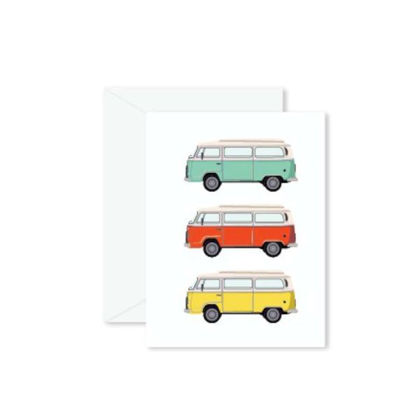 HMM Card - Retro Kombi