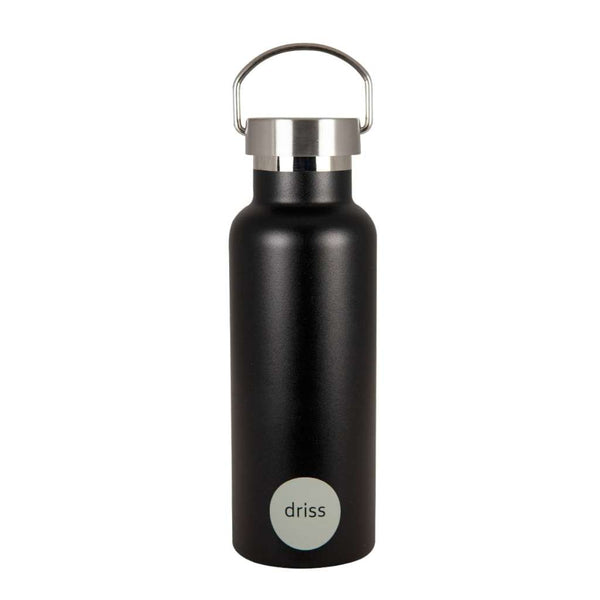 Driss Trondheim Stainless Steel Water Bottle by Porter Green. Australian Art Prints and Homewares. Green Door Decor. www.greendoordecor.com.au
