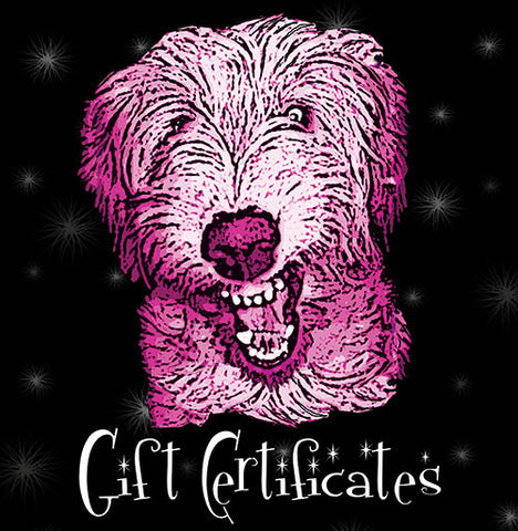 WALLADOODLE GIFT CERTIFICATE